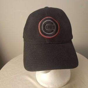 Genuine Merchandise Cubs Fan Favorite Black Cap